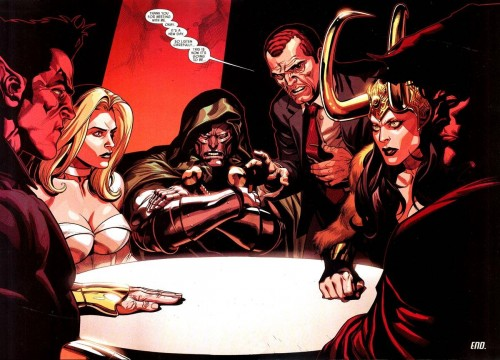 dark reign begins 500x360 custom Secret Invasion podcast (4ème partie)