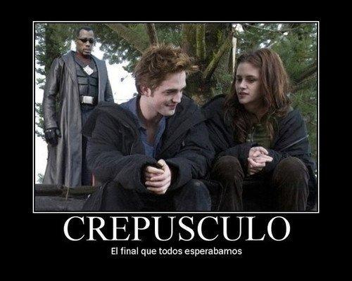 Twilight: La fin que nous attendions tous!