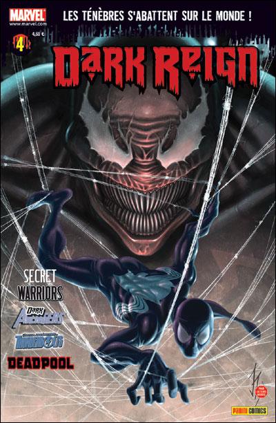 Avis/critiques Comics DarkReign4
