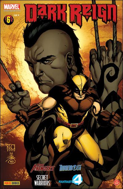 Avis/critiques Comics DarkReign6