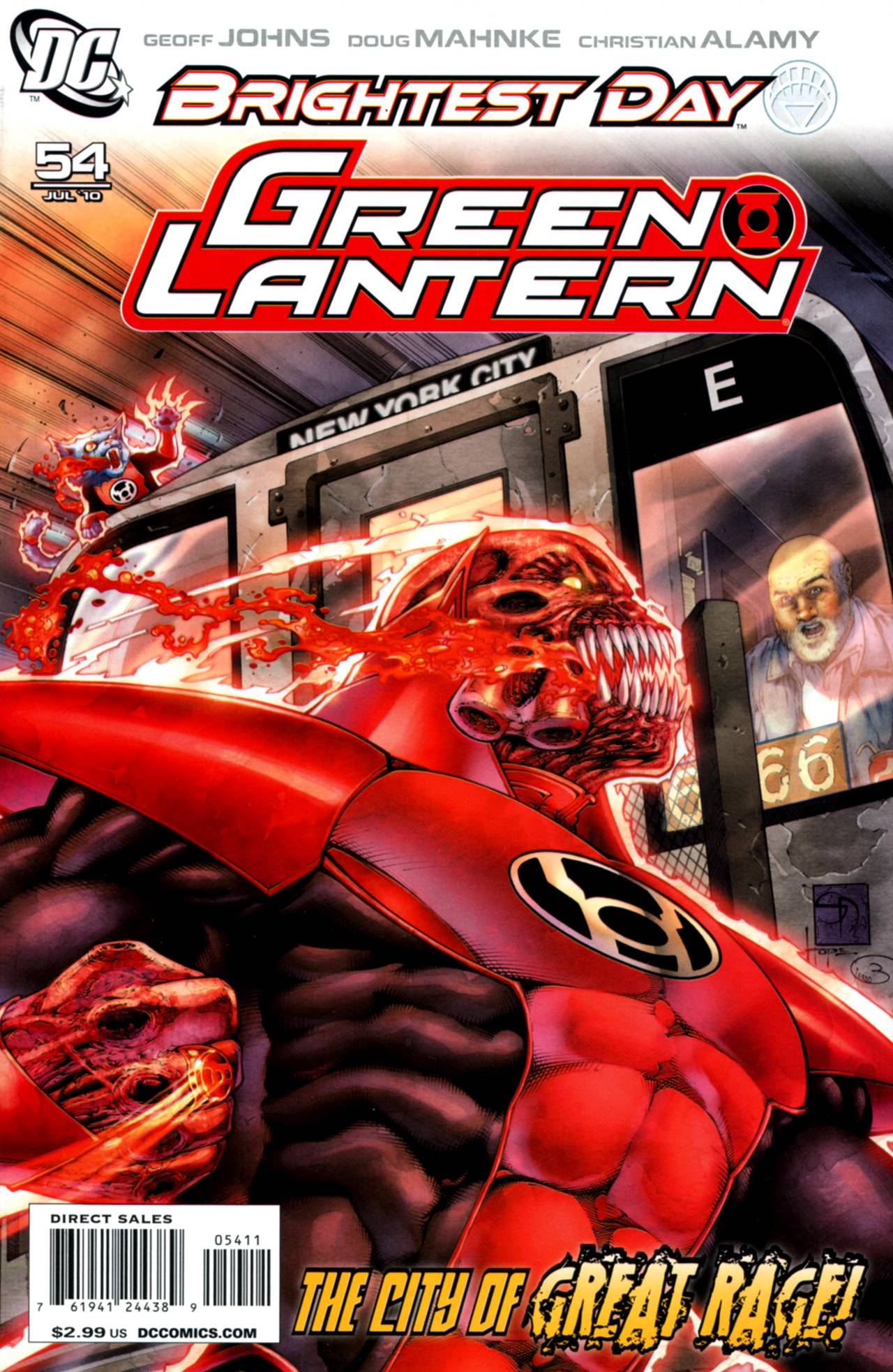 GreenLantern54 ComixWeekly #2