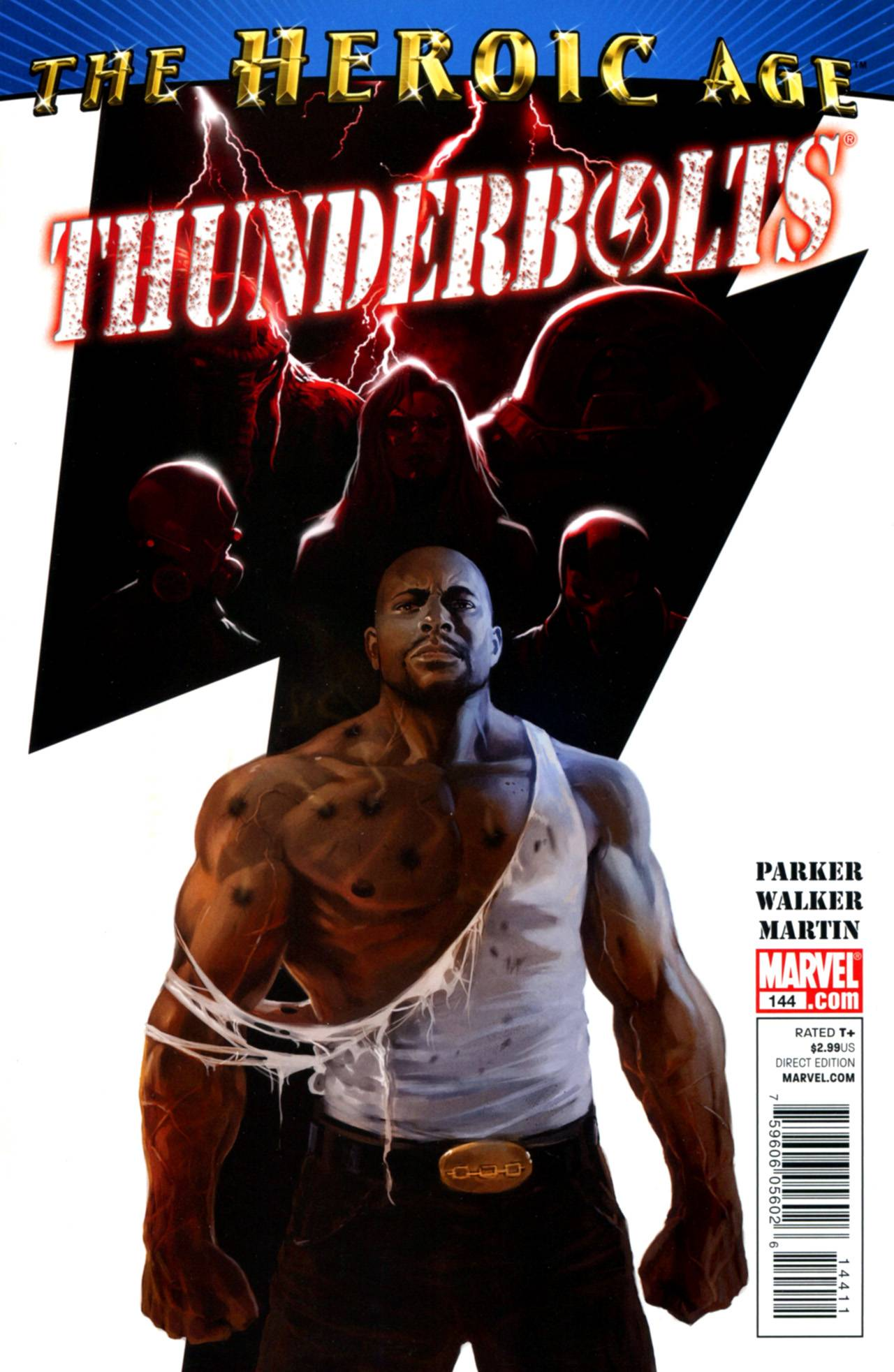 Thunderbolts144 ComixWeekly #2
