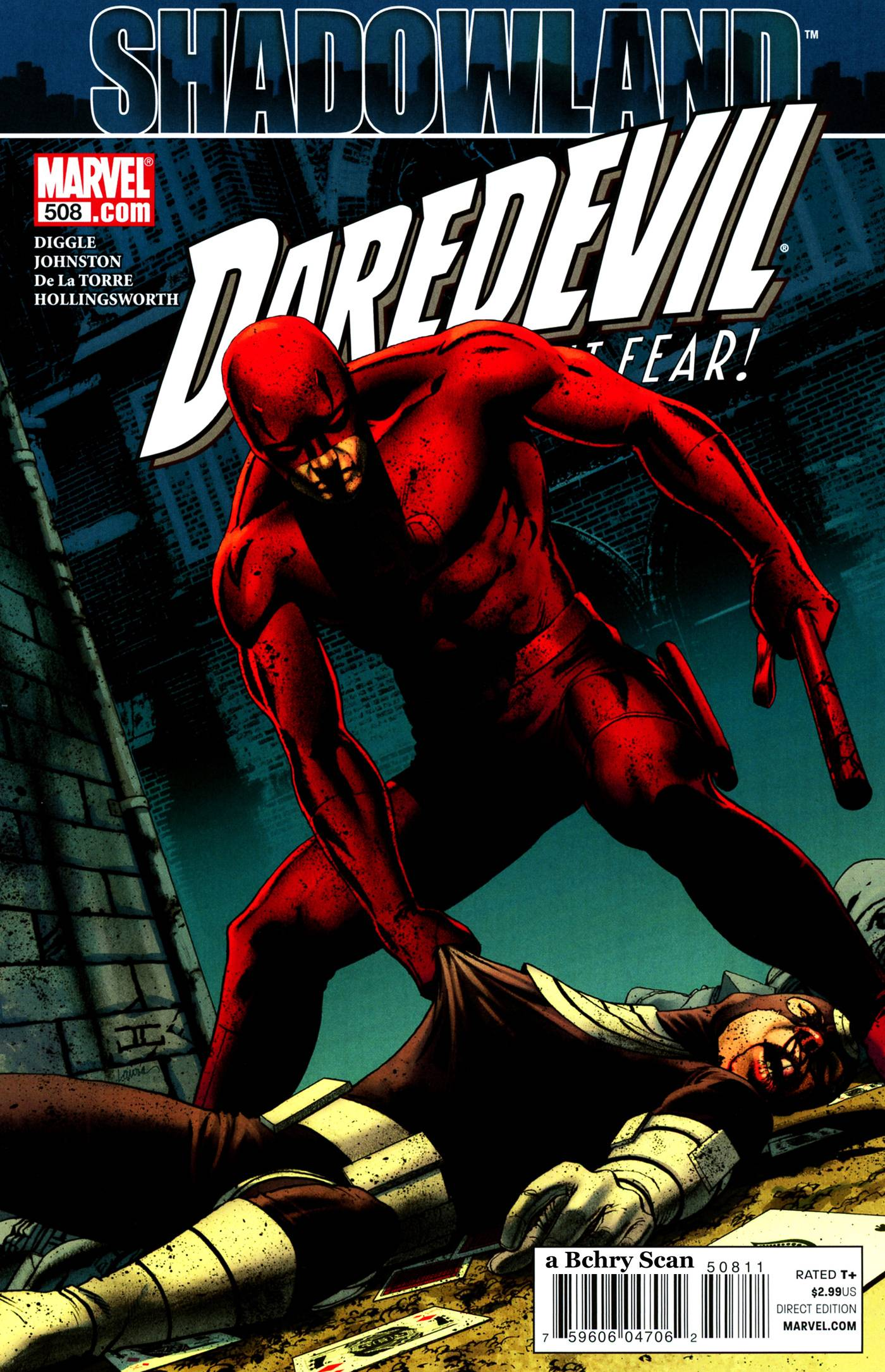 Daredevil508 ComixWeekly #09