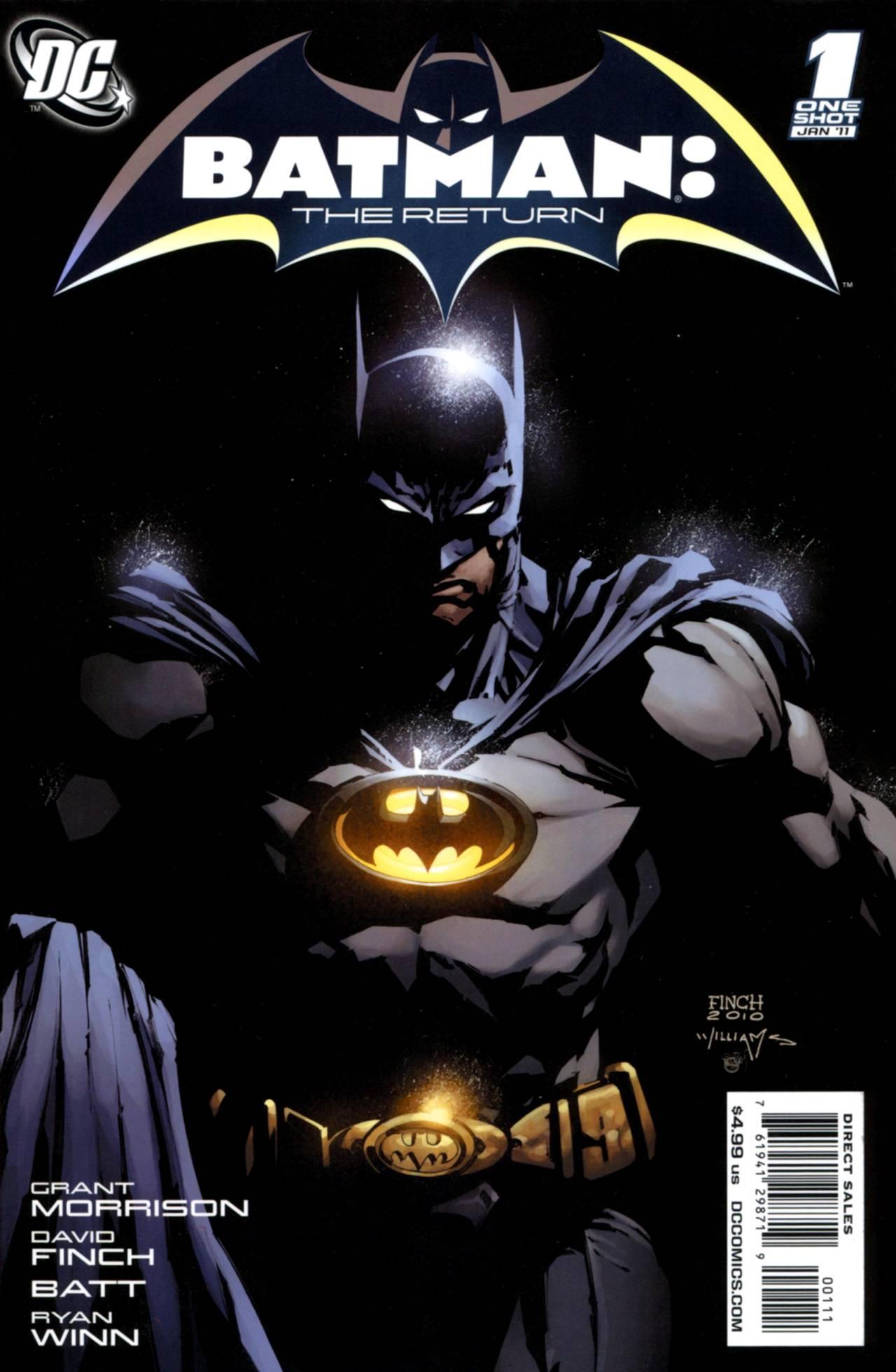 BatmanReturn