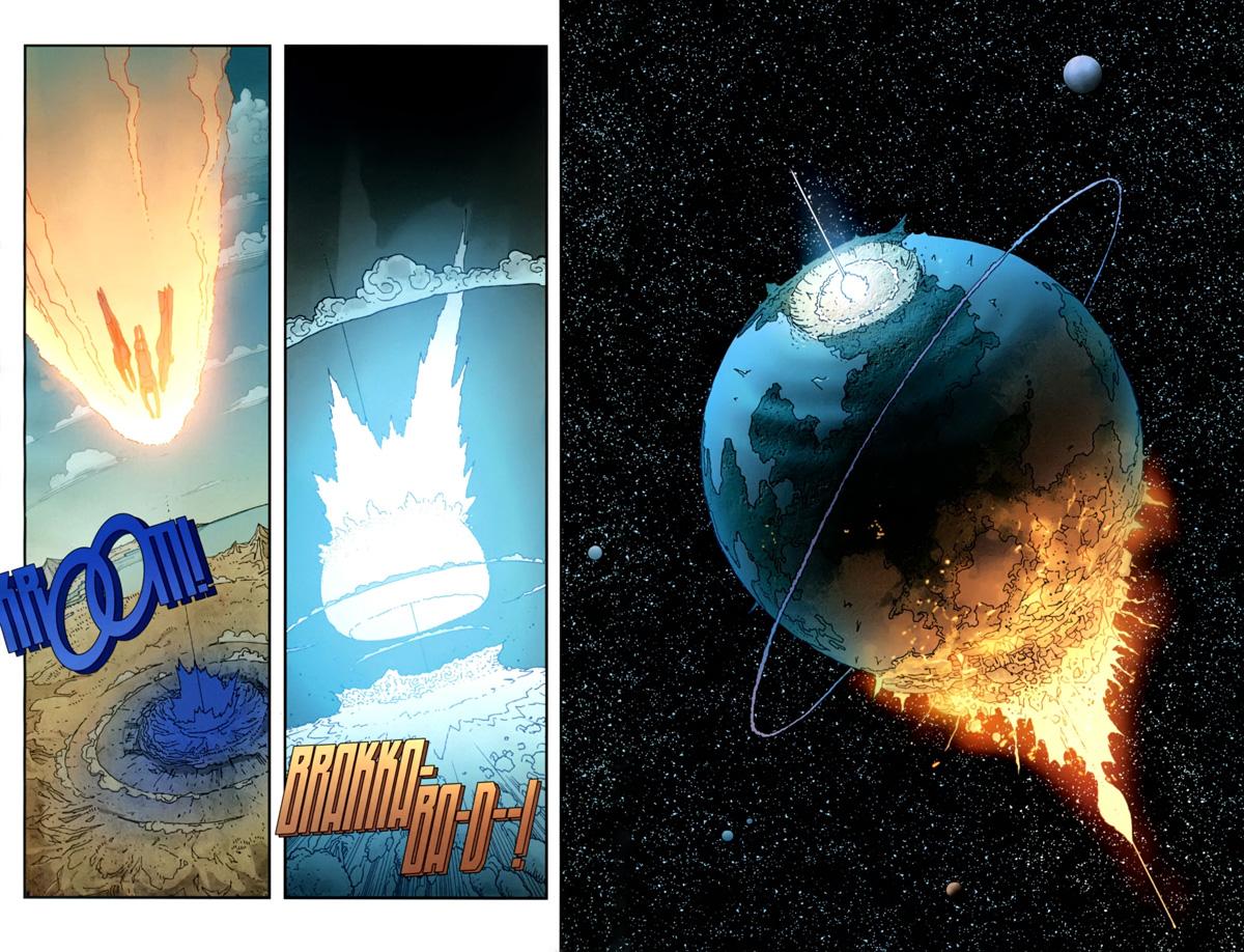invincible75 - viltrumplanet