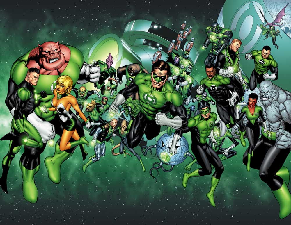 01 Blackest Night :guide de lecture   Partie 1