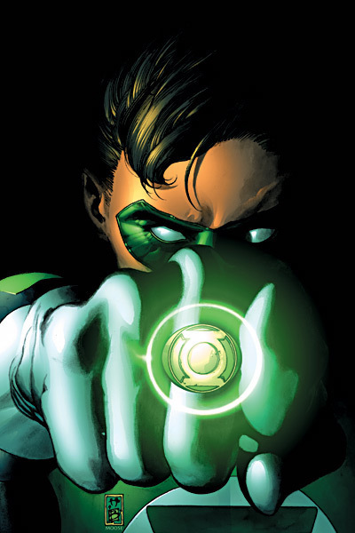 green lantern Blackest Night :guide de lecture   Partie 1
