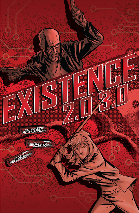 Existence2.0 3.0 cover Existence 2.0/3.0