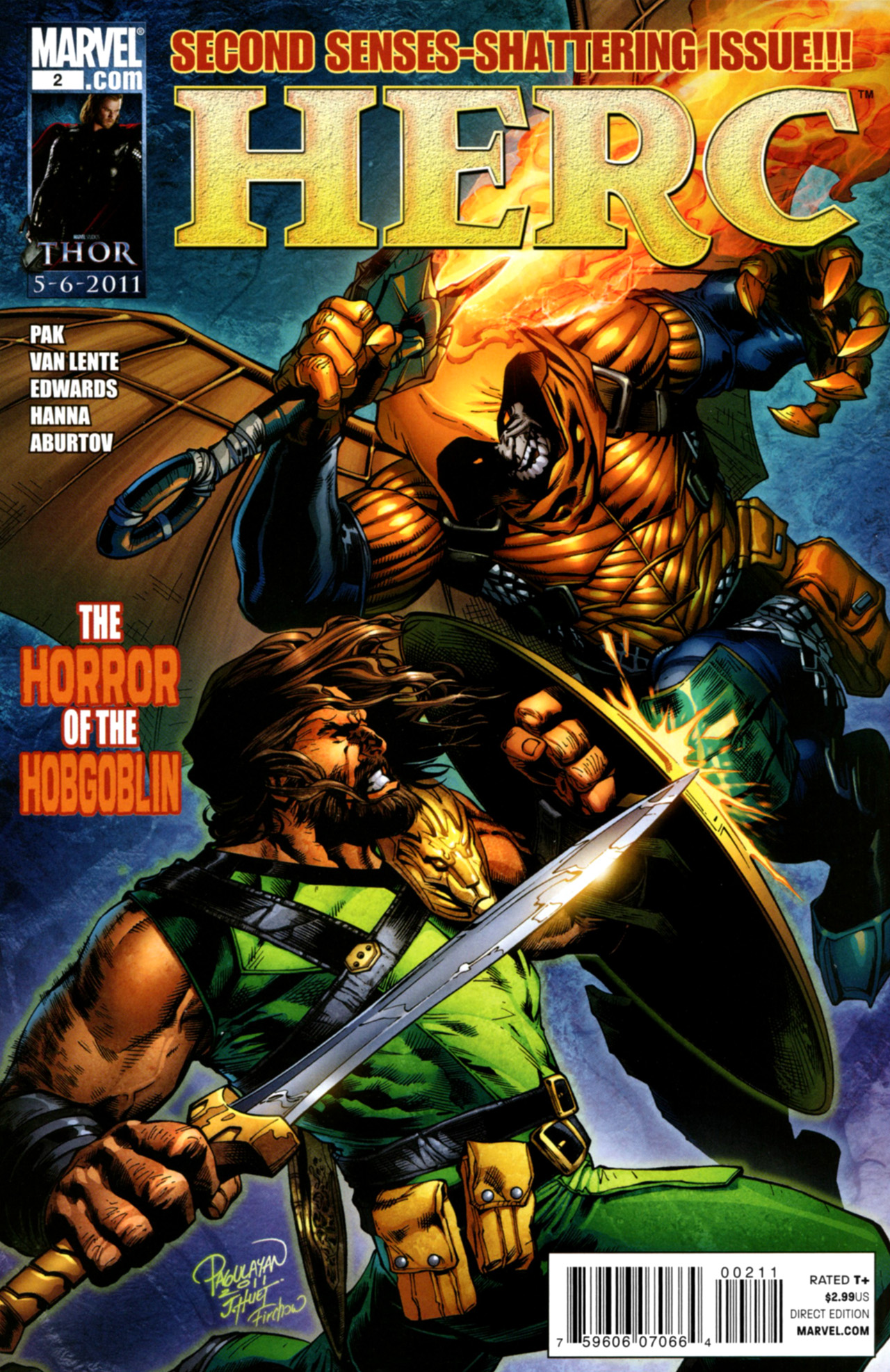Cover d'Herc #2