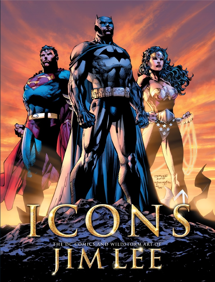 Icons JimLee DC : le grand relaunch ?