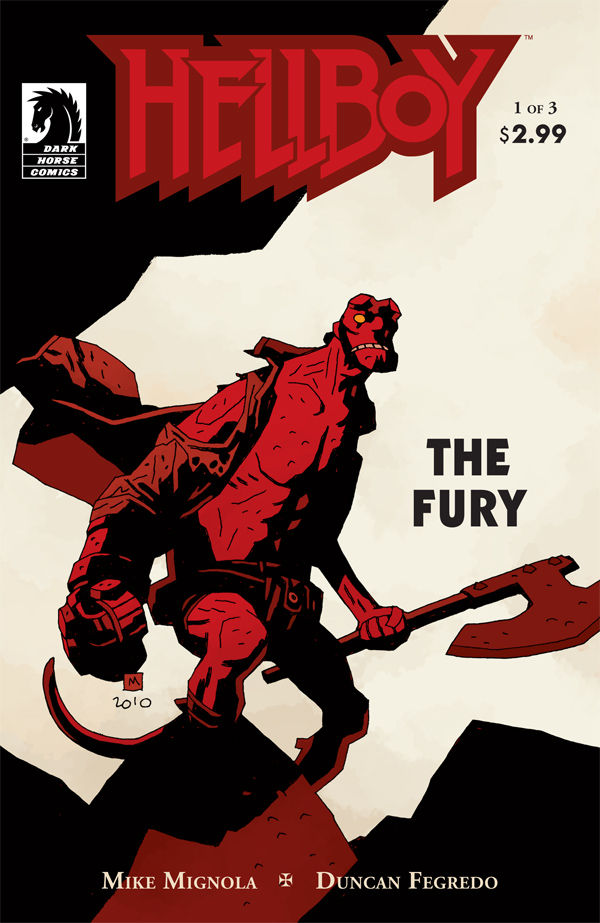Hellboy The Fury 1