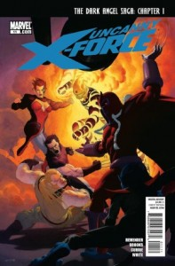 Uncanny X-Force 11
