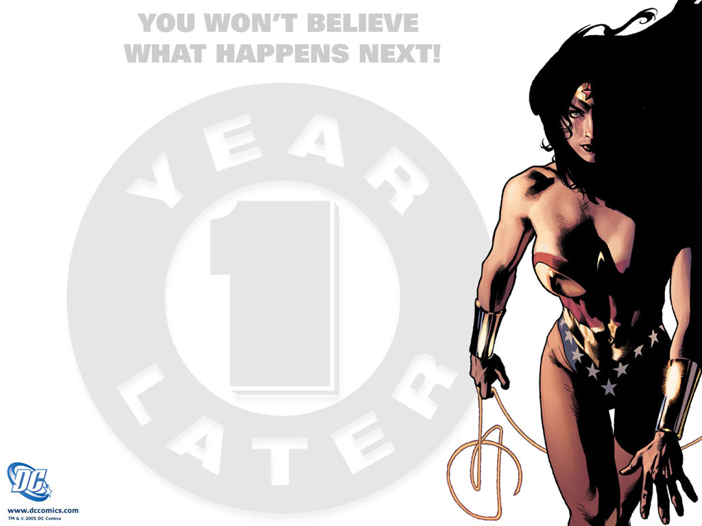Wonder Woman One Year Later