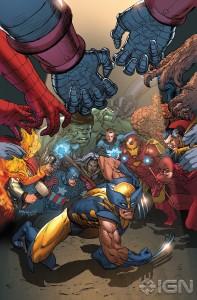 Marvel Universe Vs Wolverine #1