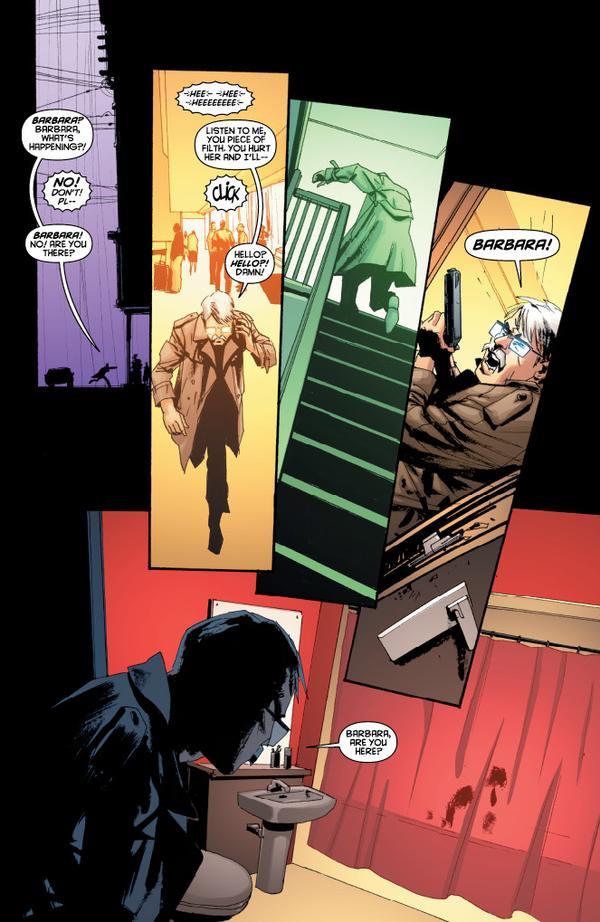 Detective comics 880