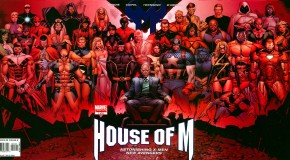 Unspoken VF : House of M [Marvel Select]