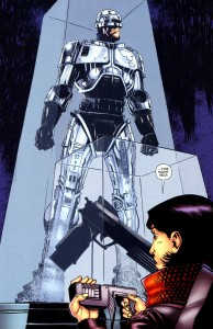 Terminator-Robocop - Kill Human #1