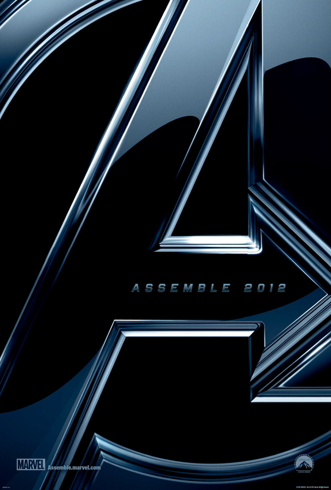 avengers poster News du jour : Comic con!!!!