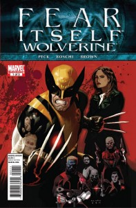 Fear Itsel : Wolverine #1