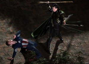 The-Avengers-Loki-vs-Captain-America-2