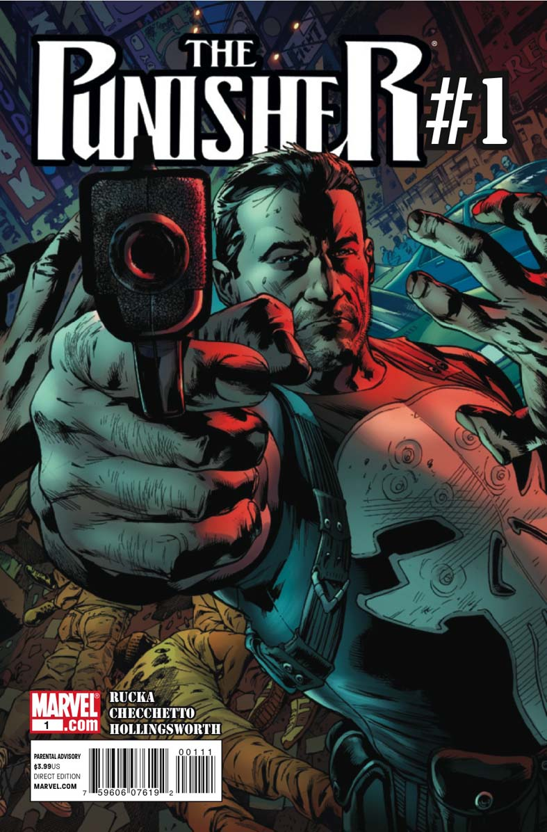 punisher1a Review : Punisher 1