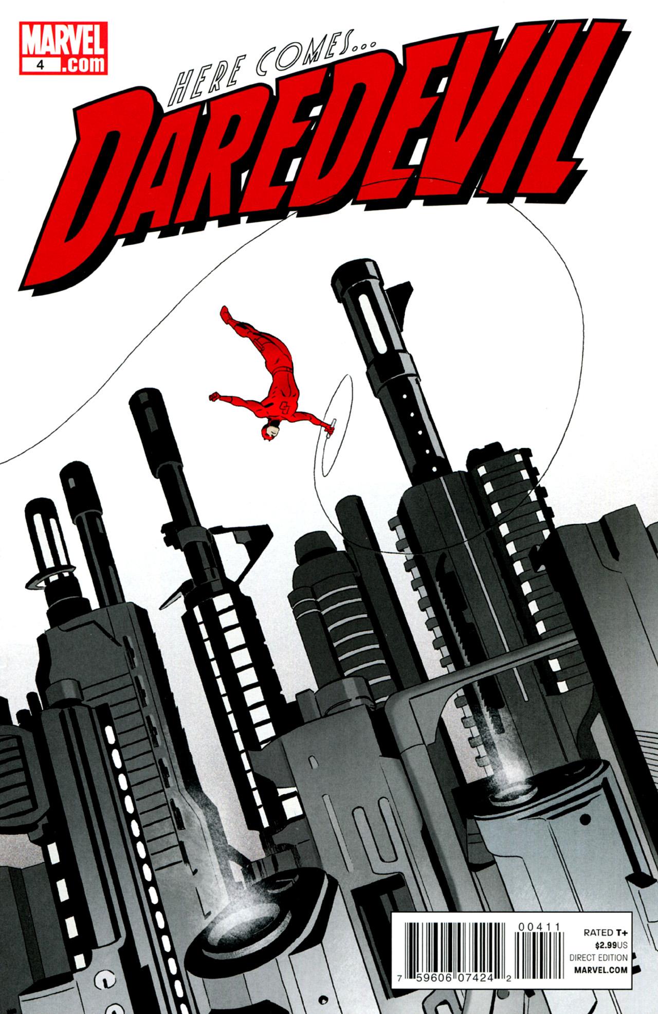 Daredevil #4 001