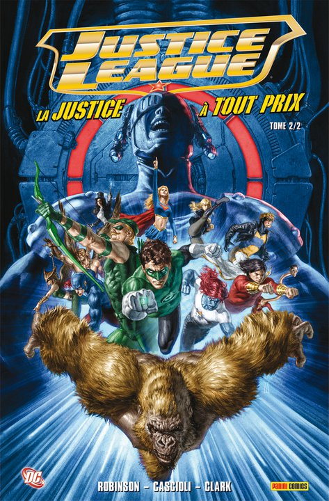 JLA - Cry For justice