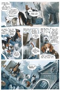 Beasts of Burden #3