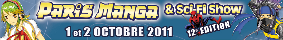 paris manga [Festival] Gagnez vos places pour le Paris Manga Show