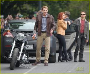 """The Avengers"" - Set"