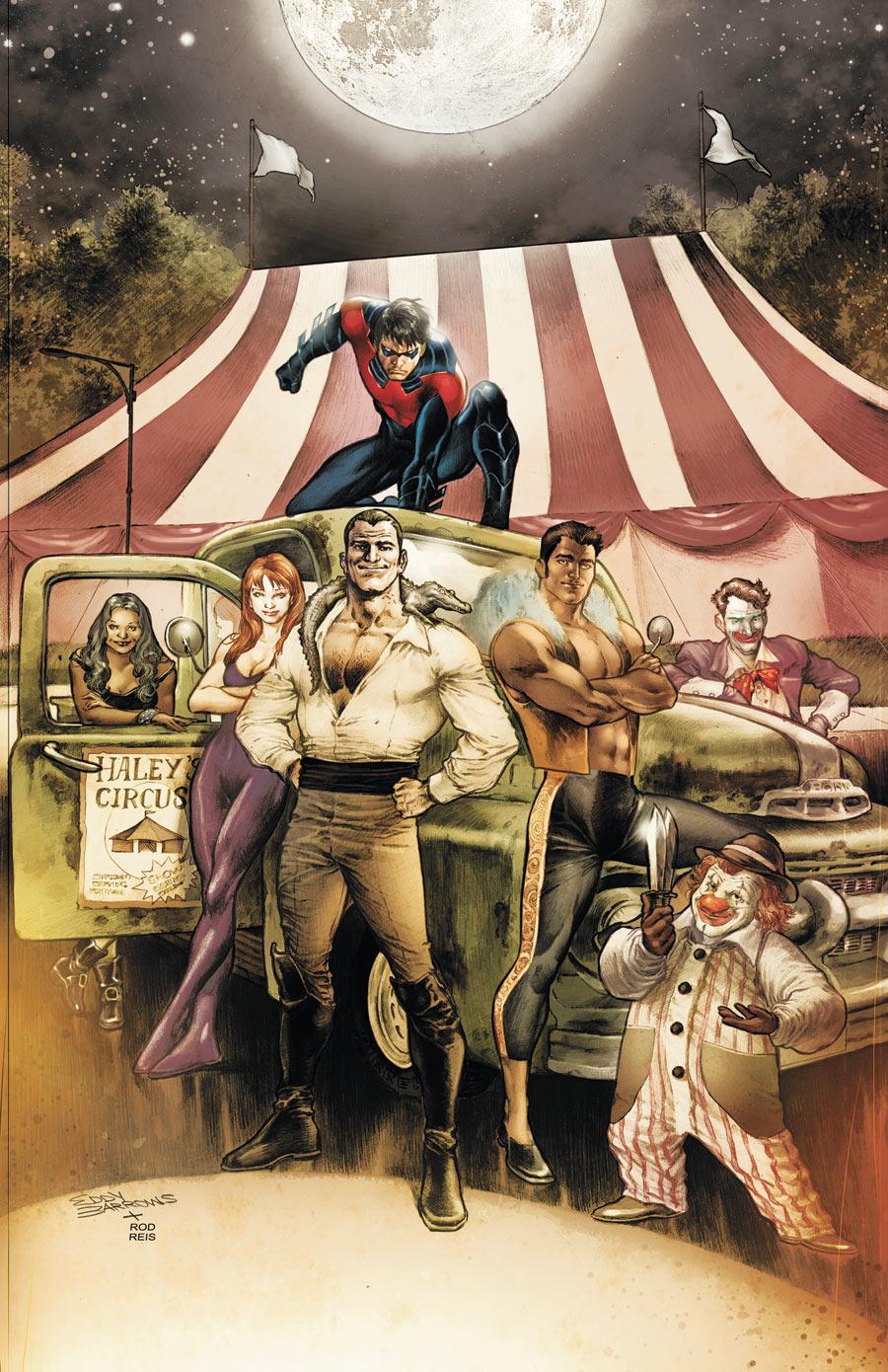 guide de lecture dc comics   semaine du 16 novembre 2011