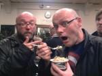 Dan & Andy aiment le buffet