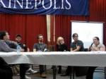 Panel sur la création d'un comic book