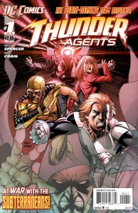 ta 01 194x300 Unspoken VO : Thunder Agents (vol 2) # 1