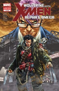Wolverine and the X-Men Alpha & Omega 01
