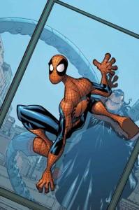 Spider-Man par Humberto Ramos