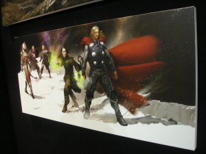 Tableau Avengers