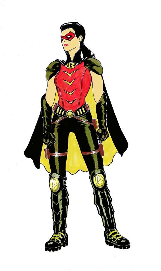 Robin - Earth-2