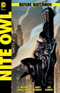 Nite Owl 195x300 Wonder Con 2012 pisode 2 : DC