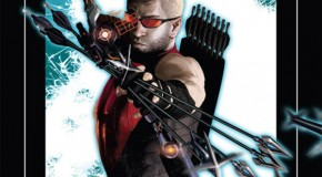 Unspoken VF: Ultimate Universe HS &#8211; Hawkeye