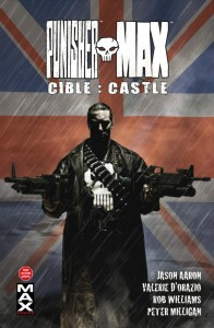 album cover large 15623 196x300 Unspoken VF : Punisher Max 3 : Cible : Castle