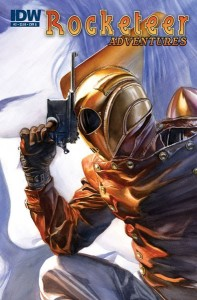 rocketeer 197x300 WonderCon 2012 pisode 3 : all the remaining stuff...