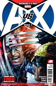 AvX3 197x300 Guide de lecture Marvel Comics : Semaine du 02 Mai 2012 