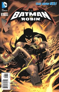 Batman Robin 8 Cvr 194x300 Guide de lecture DC Comics : semaine du 11 avril 2012