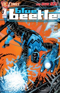 Cover n°1 195x300 Unspoken VO : Blue Beetle 01 06
