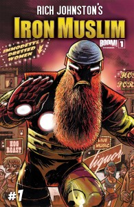 IronMuslim 195x300 ComixWeekly #90