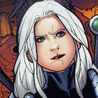 Portrait Rose Wilson Unspoken VO : Superboy 8   The Culling Prelude (1)