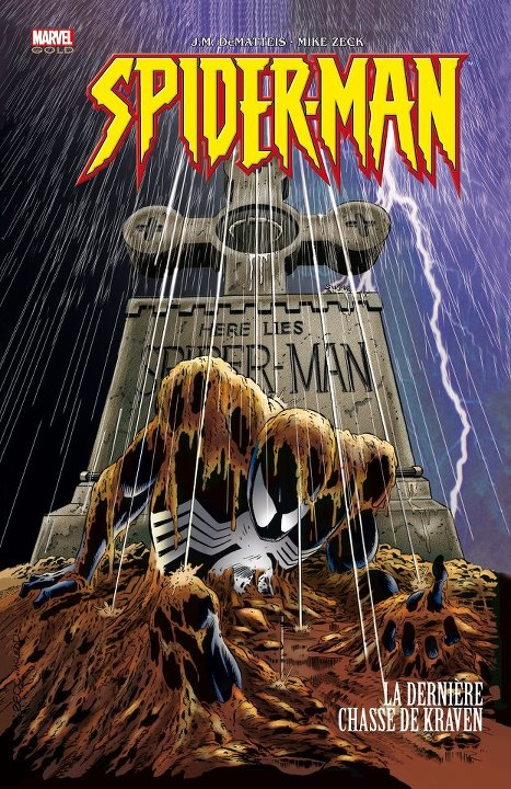 SPIDEY LAST HUNT OF KRAVEN Guide de lecture Comics VF : semaine du 14 Mai 2012   Librairie