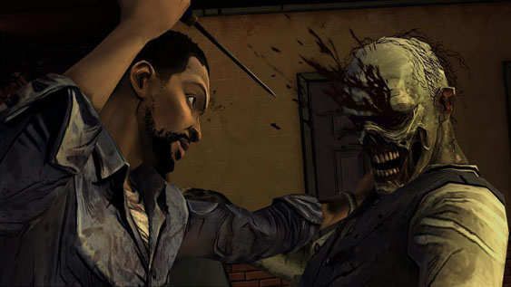 Screenshot 1 walking dead The Walking Dead   The Game   Episode 1