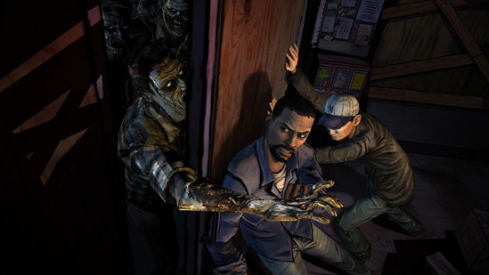 Screenshot 2 walking dead The Walking Dead   The Game   Episode 1